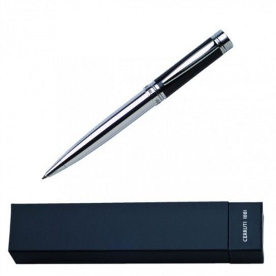 Picture of CERRUTI 1881 ZOOM BALL PEN in Black