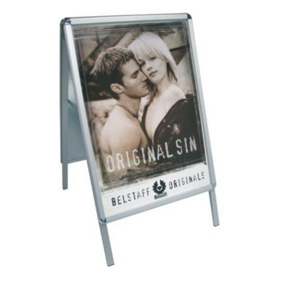 Picture of A-BOARD METAL POSTER HOLDER