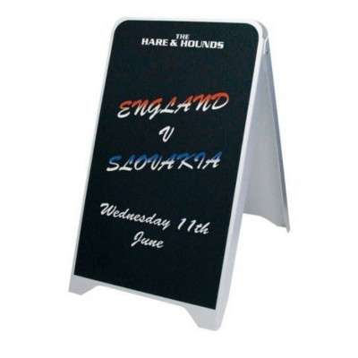 Picture of A-BOARD CHALK BOARD