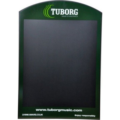 Picture of CHALK BOARD with Arch Top