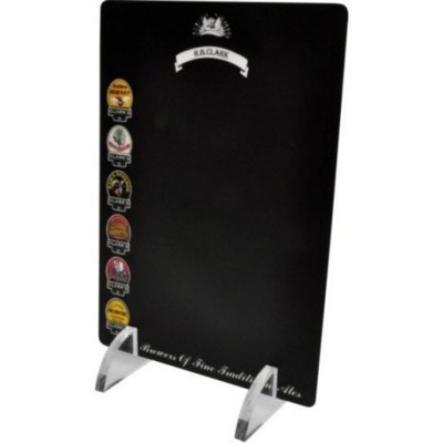 Picture of FREESTANDING CHALKBOARD with Acrylic Feet