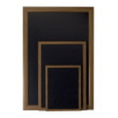 Picture of CHALKBOARD with Wood Frame