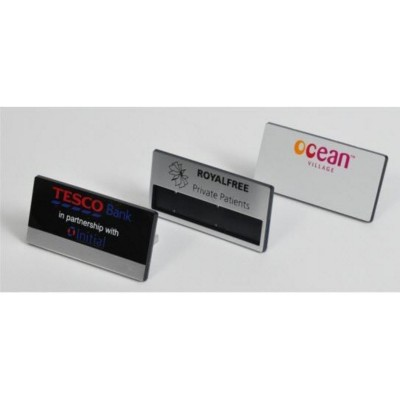Picture of PRINTED NAME BADGE with Insert