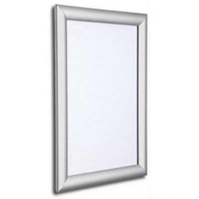 Picture of A5 SILVER SNAP POSTER HOLDER & PHOTO FRAME