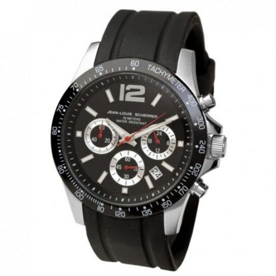 Picture of JEAN LOUIS SCHERRER CHRONOGRAPH SPEEDWAY WATCH