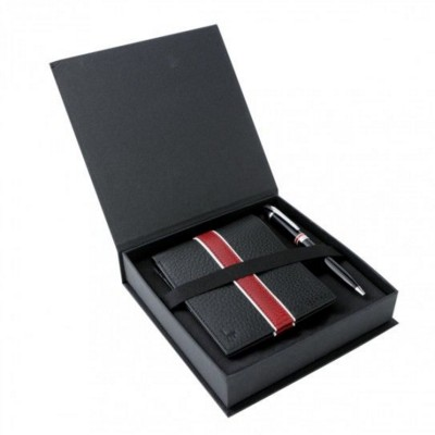 Picture of JEAN LOUIS SCHERRER WALLET & PEN SET