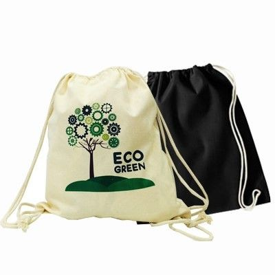 Picture of DUNHAM DOUBLE DRAWSTRING BACKPACK RUCKSACK BIODEGRADABLE BAG