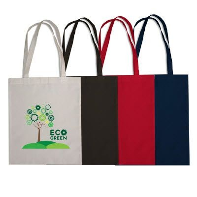 BAG FOR LIFE SHORT HANDLES 11 COLOURS 10 Litre Capacity 140gsm -