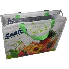 Picture of KNOWSLEY POLYPROPYLENE COOL CARRIER BAG