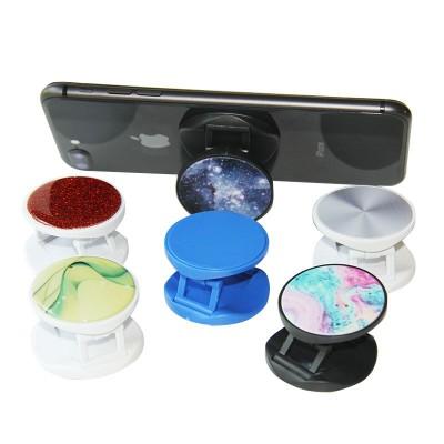 PROMOTIONAL FOLDING MOBILE PHONE SOCKET HOLDER FLIP GRIP