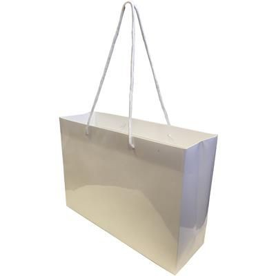 Picture of LARGE LANDSCAPE LAMINATED PAPER CARRIER BAG