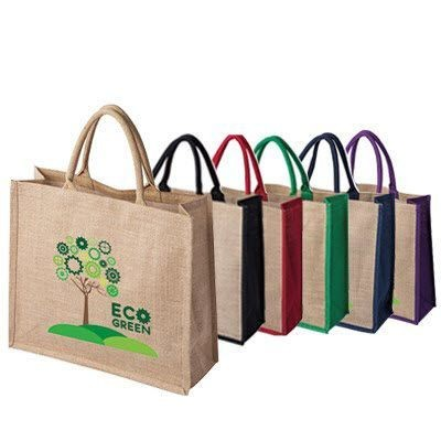 Picture of TATTON JUTE BAG FOR LIFE