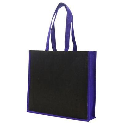Picture of TATTON LARGE DUAL DYED JUTE BAG