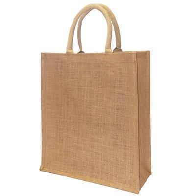 Picture of TATTON EXHIBITION JUTE BAG in Natural
