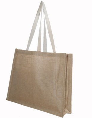 Picture of TATTON TAPE HANDLE JUTE BAG