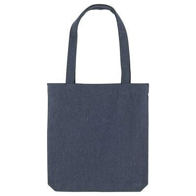Picture of PLANET 100% RECYCLED 300GSM TOTE BAG with Long Handles