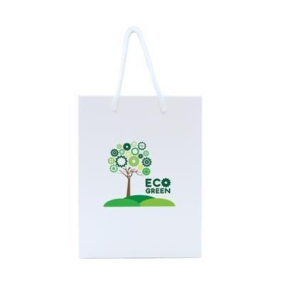 Picture of WALTON GLOSS LAMINATED PAPER CARRIER BAG