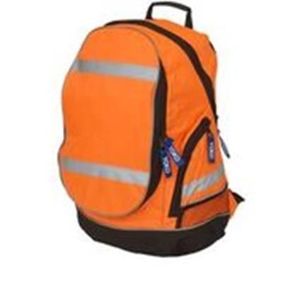 Picture of YOKO HI-VIS LONDON BACKPACK RUCKSACK