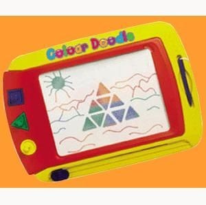 Picture of COLOUR DOODLE DRAWING GAME