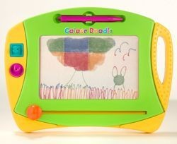 Picture of TRAVEL COLOUR DOODLE DRAWING GAME