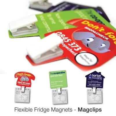 Picture of MAGCLIP SHAPE FLEXIBLE FRIDGE MAGNET