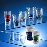 Picture of PLASTIC CUP or GLASS