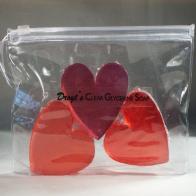 Picture of BAG OF HEARTS SOAP