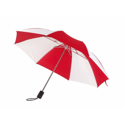 Picture of POCKET UMBRELLA in Red & White