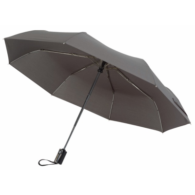Picture of AUTOMATIC TELESCOPIC POCKET UMBRELLA in Grey