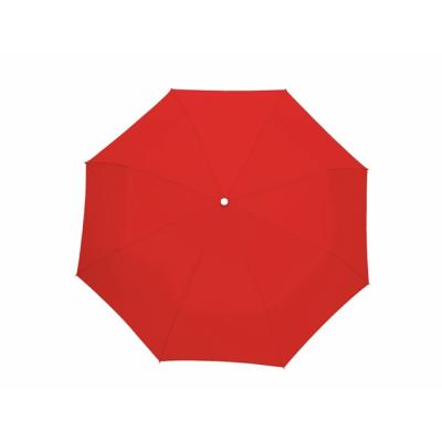 Picture of TWIST MINI POCKET UMBRELLA in Red