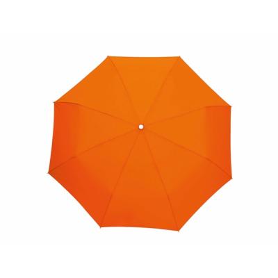 Picture of TWIST MINI POCKET UMBRELLA in Orange