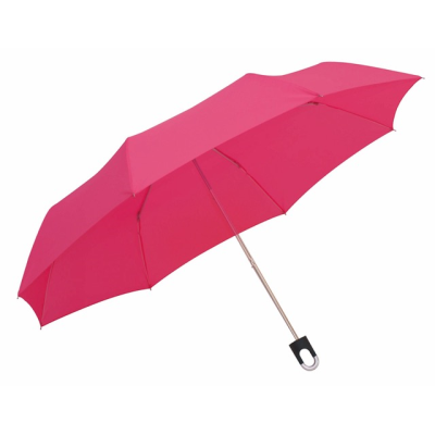 Picture of TWIST MINI POCKET UMBRELLA in Coral Pink