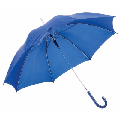 Picture of AUTO STICK UMBRELLA in Blue