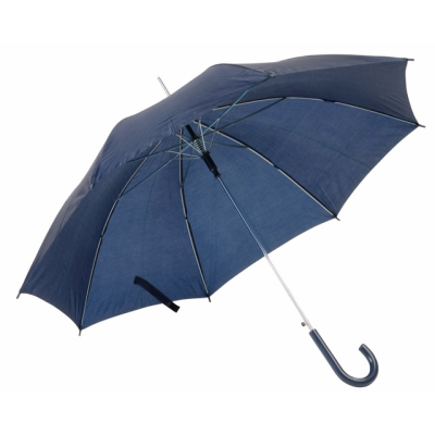Picture of AUTO STICK UMBRELLA in Navy Blue