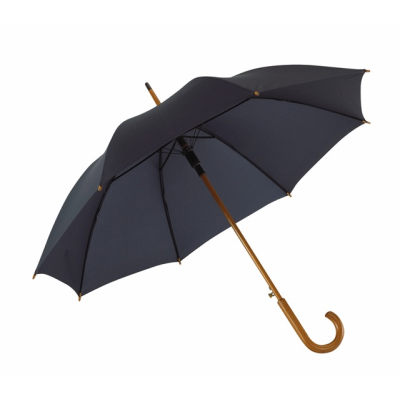 Picture of TANGO AUTO STICK UMBRELLA in Navy Blue