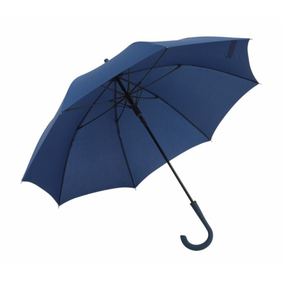 Picture of LAMBARDA AUTOMATIC STICK UMBRELLA in Navy Blue