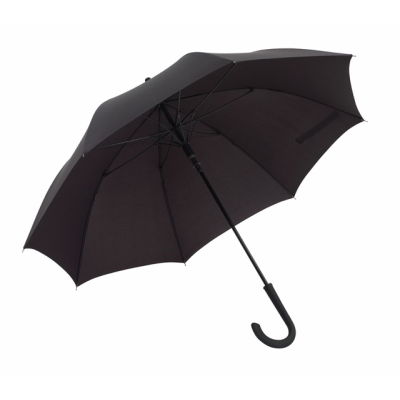 Picture of LAMBARDA AUTOMATIC STICK UMBRELLA in Black