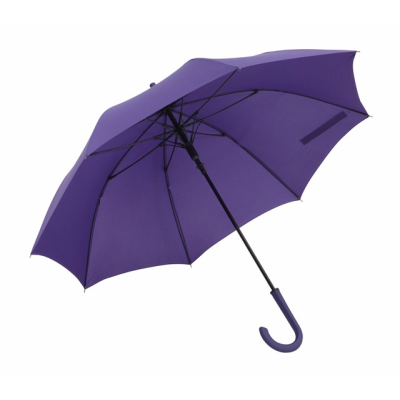 Picture of LAMBARDA AUTOMATIC STICK UMBRELLA in Lilac
