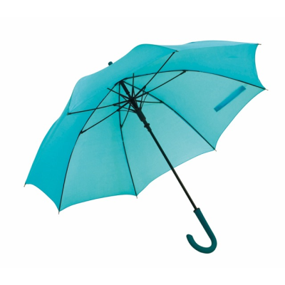 Picture of LAMBARDA AUTOMATIC STICK UMBRELLA in Petrol Blue