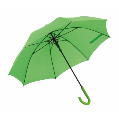 Picture of LAMBARDA AUTOMATIC STICK UMBRELLA in Pale Green