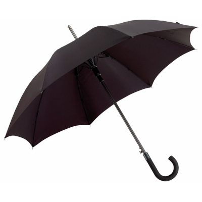Picture of JUBILEE AUTOMATIC WINDPROOF STICK UMBRELLA in Black