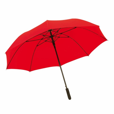 Picture of AUTOMATIC WINDPROOF UMBRELLA in Red