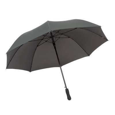 Picture of AUTOMATIC WINDPROOF UMBRELLA in Grey