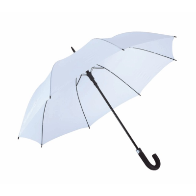 Picture of SUBWAY AUTOMATIC GOLF UMBRELLA in White