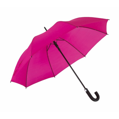 Picture of SUBWAY AUTOMATIC GOLF UMBRELLA in Dark Pink