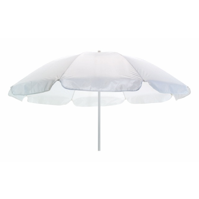 Picture of SUNFLOWER BEACH UMBRELLA in White