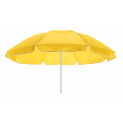 Picture of SUNFLOWER BEACH UMBRELLA in Yellow