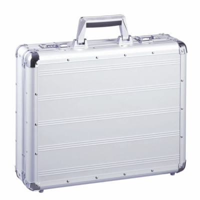 Picture of ALUMINIUM METAL BRIEFCASE with Combination Locks