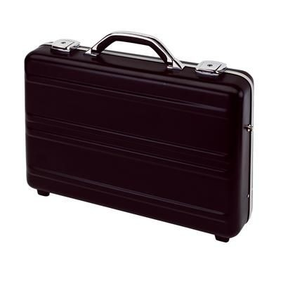 Picture of CYBER EXECUTIVE ATTACHÉ BRIEFCASE in Black Aluminium Metal