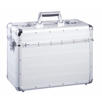 Picture of ALUMINIUM METAL PILOT CASE with Combination Locks